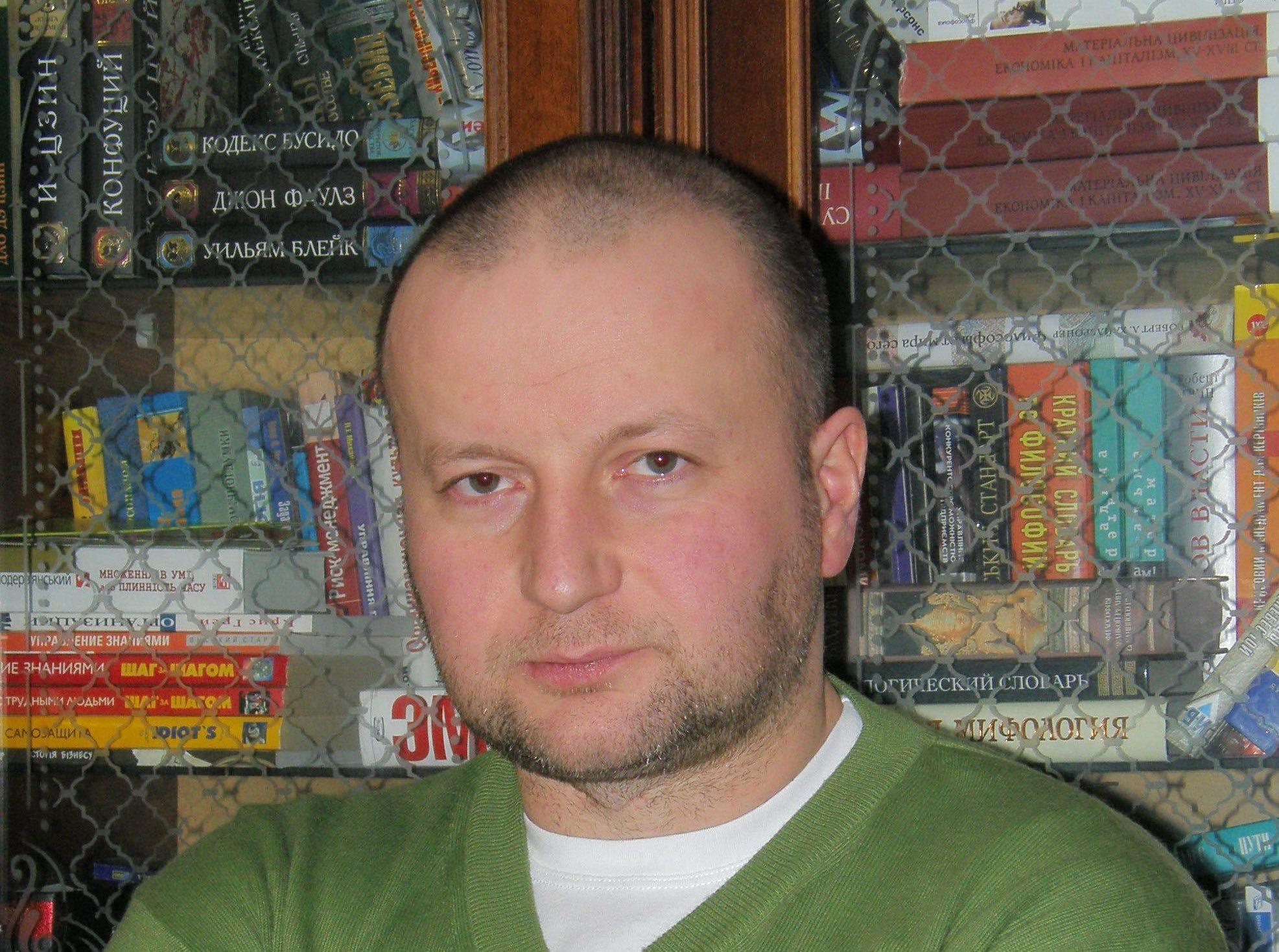 Запухляк Володимир Михайлович