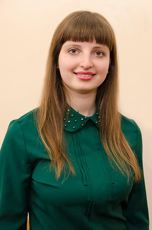 Антохова Ольга Юріївна
