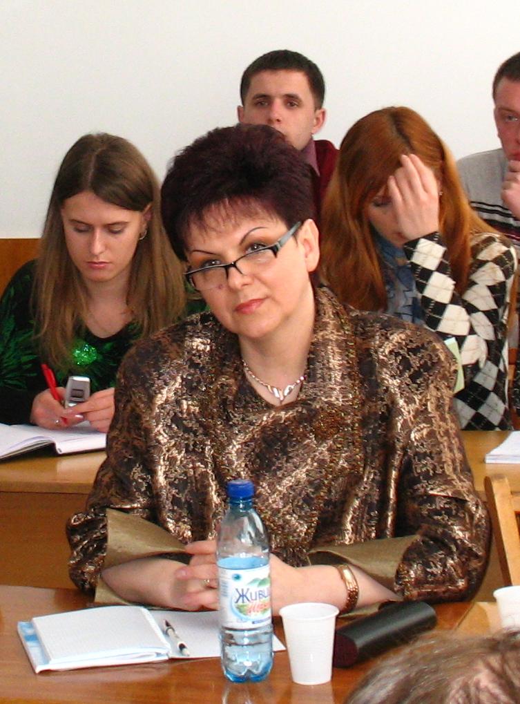 Терлецька Наталія Михайлівна