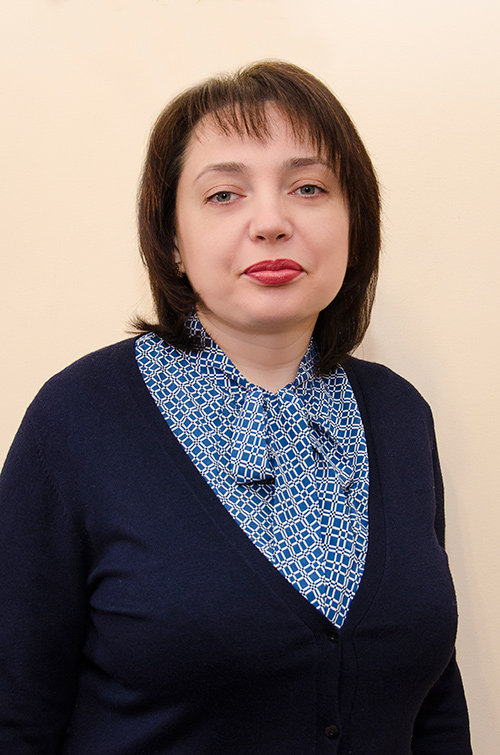 Марусяк Наталія Леонідівна